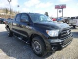 2010 Black Toyota Tundra TRD Rock Warrior Double Cab 4x4 #78374954