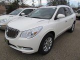 2013 Buick Enclave White Opal