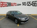 2013 Hematite Metallic Honda Accord LX Sedan #78374762