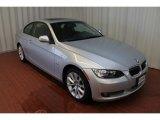 2010 Titanium Silver Metallic BMW 3 Series 335i xDrive Coupe #78374361