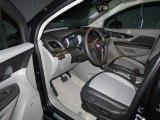 2013 Buick Encore Leather Titanium Interior