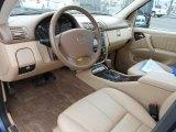 2004 Mercedes-Benz ML Interiors