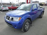 Nissan Frontier Colors