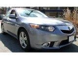 2012 Forged Silver Metallic Acura TSX Sedan #78374504