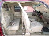 2002 Toyota Tundra Interiors