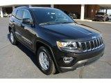 2014 Brilliant Black Crystal Pearl Jeep Grand Cherokee Laredo #78374914
