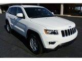 2014 Bright White Jeep Grand Cherokee Laredo #78374913