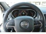 2014 Jeep Grand Cherokee Laredo Steering Wheel