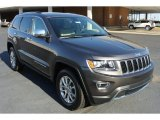 2014 Granite Crystal Metallic Jeep Grand Cherokee Limited #78374912