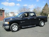 2004 Black Dodge Ram 1500 SLT Quad Cab #78375053