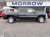 2013 Fairway Metallic Chevrolet Silverado 1500 LT Crew Cab 4x4 #78374492