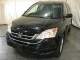 2011 Crystal Black Pearl Honda CR-V EX 4WD #78374905