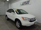2010 Taffeta White Honda CR-V EX-L AWD #78375428