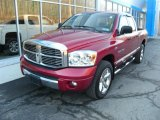 2007 Dodge Ram 1500 Laramie Quad Cab 4x4 Data, Info and Specs