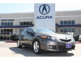 2010 Polished Metal Metallic Acura TSX Sedan #78374301