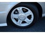 Hyundai Tiburon 2003 Wheels and Tires