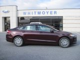 2013 Bordeaux Reserve Red Metallic Ford Fusion SE 1.6 EcoBoost #78374863