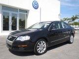2010 Volkswagen Passat Deep Black