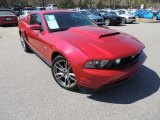 2011 Red Candy Metallic Ford Mustang GT Premium Coupe #78461639
