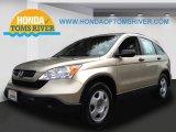 2009 Borrego Beige Metallic Honda CR-V LX 4WD #78462059