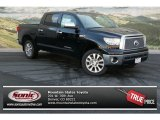 2013 Black Toyota Tundra Platinum CrewMax 4x4 #78461069