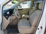 2013 Nissan Quest Interiors