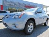 2013 Frosted Steel Nissan Rogue S Special Edition #78461621