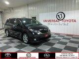 2011 Black Toyota Sienna SE #78461332