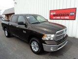 2013 Black Gold Pearl Ram 1500 Big Horn Crew Cab 4x4 #78462026