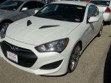 2013 White Satin Pearl Hyundai Genesis Coupe 2.0T R-Spec #78461318