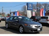 2010 Polished Metal Metallic Acura TSX Sedan #78461316