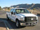 2007 Ford F350 Super Duty XL Crew Cab Data, Info and Specs
