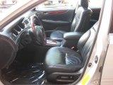 2003 Lexus ES 300 Black Interior