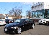 2010 Black Sapphire Metallic BMW 3 Series 328i xDrive Coupe #78461303
