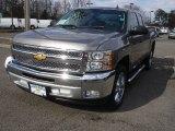 2013 Graystone Metallic Chevrolet Silverado 1500 LT Extended Cab #78461179