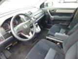 2009 Honda CR-V EX 4WD Black Interior