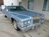 Cadillac DeVille 1976 Data, Info and Specs
