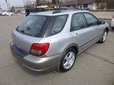 2002 Subaru Impreza Outback Sport Wagon Exterior
