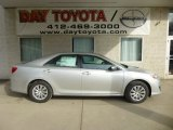 2013 Classic Silver Metallic Toyota Camry LE #78461289
