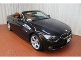 2010 Black Sapphire Metallic BMW 3 Series 328i Convertible #78461283