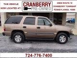 2004 Sandalwood Metallic Chevrolet Tahoe LS 4x4 #78461415