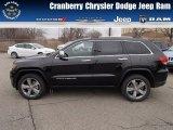 2014 Brilliant Black Crystal Pearl Jeep Grand Cherokee Limited 4x4 #78461407