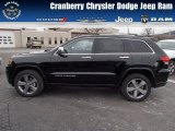2014 Black Forest Green Pearl Jeep Grand Cherokee Limited 4x4 #78461406