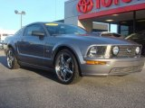 2007 Tungsten Grey Metallic Ford Mustang GT Premium Coupe #78461262