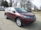 2013 Basque Red Pearl II Honda CR-V EX AWD #78461833