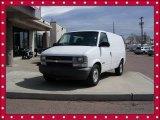 1998 White Chevrolet Astro LS Passenger Van #78461553