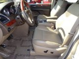 2012 Chrysler Town & Country Interiors