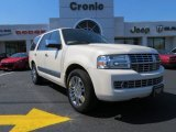2007 White Chocolate Tri-Coat Lincoln Navigator Ultimate #78461548