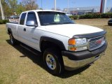 2001 GMC Sierra 2500HD SL Extended Cab Data, Info and Specs