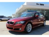 2011 Vermillion Red Metallic BMW 3 Series 328i Sedan #78461667